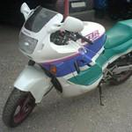 Honda CBR600 PC23