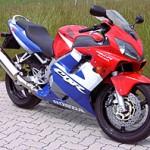 Honda CBR600F PC35
